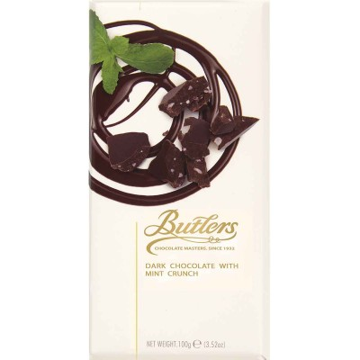 Butlers Dark Chocolate Mint Crunch Bar