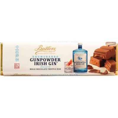 Butlers Gunpowder Irish Gin Truffle Bar