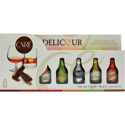 Chocolatier Carre & Chocobeer Delicoeur & Bottle Pack
