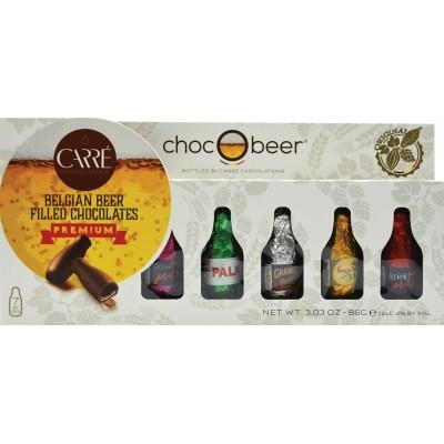 Chocolatier Carre Chocobeer 7 Bottle Pack