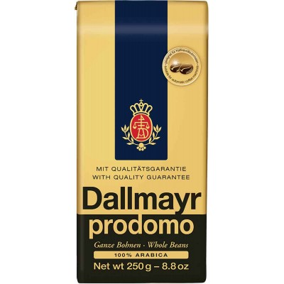 Dallmayr 8.8 oz Prodomo Whole Bean Coffee