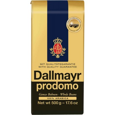 Dallmayr 17.6 oz Prodomo Whole Bean Coffee