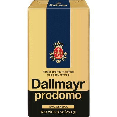 Dallmayr 8.8 oz Prodomo Ground Coffee