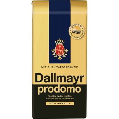 Dallmayr 17.6 oz Prodomo Whole Bean Coffee