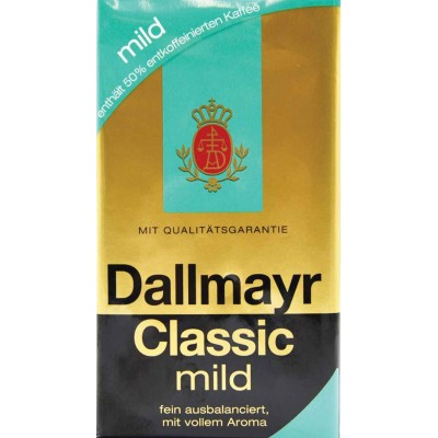 Dallmayr Classic Mild Ground Coffee