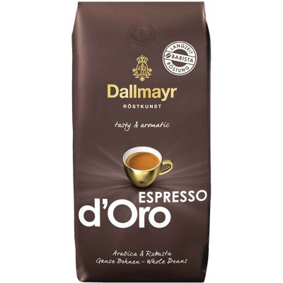 Dallmayr D'oro Espresso Whole Bean Coffee