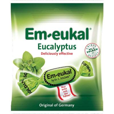 Dr Soldan Eucalyptus Cough Drops Bag