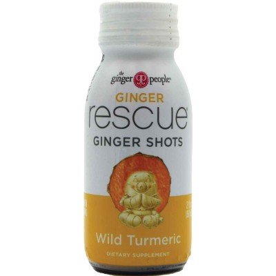 Ginger People Wild Tumeric Ginger Shot