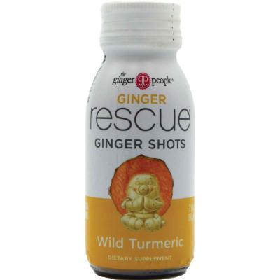 Ginger People Wild Tumeric Ginger Shot