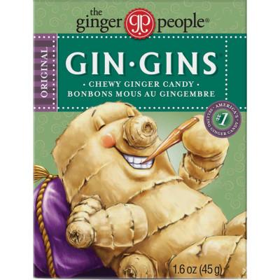 Ginger People Gin Gin Original Travel Pack