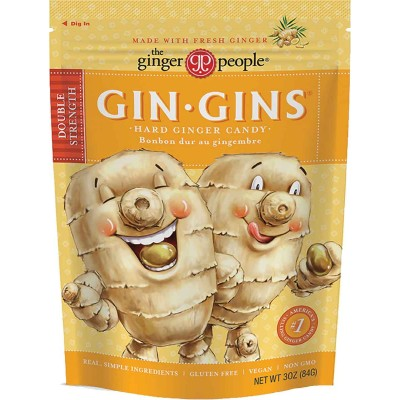 Ginger People Gin Gin Hard Candy Bag
