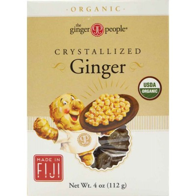Ginger People Organic Crystalized Ginger