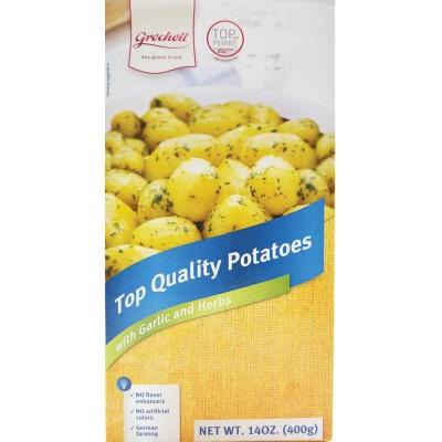 Grocholl Potatoes with Garlic Herb