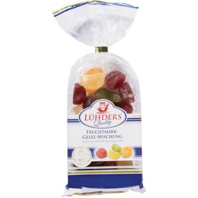 J Luehders Fruchtmark Gelee Mischung Candy