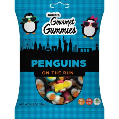 Gustaf's Licorice Penguins Bag