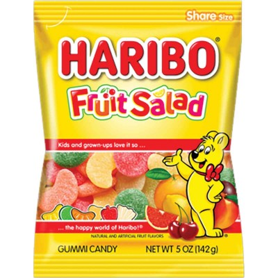 Haribo Fruit Salad Bag