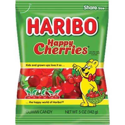 Haribo Twin Cherries Bag