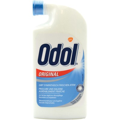 Odol Mouthwash Concentrate
