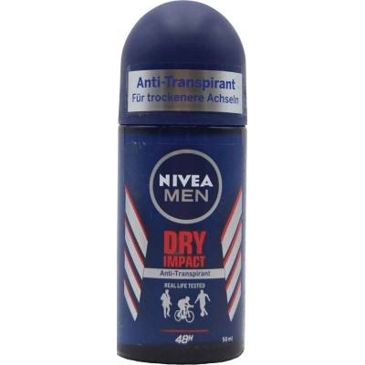 Nivea Dry Impact Roll On Deodorant
