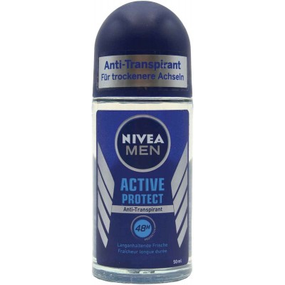 Nivea Fresh Active Roll On Deodorant