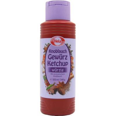 Hela Knoblauch (Garlic) Gewurz Ketchup
