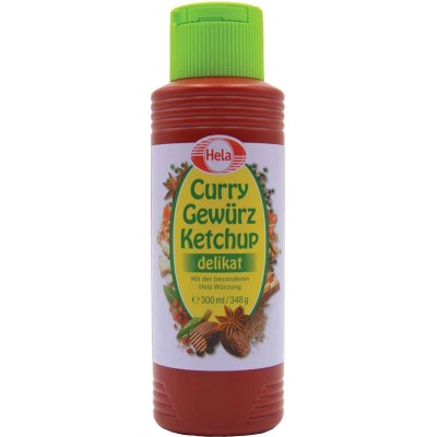 Hela Mild Curry Ketchup