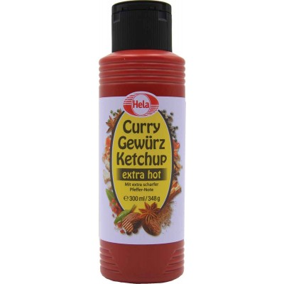 Hela Spicy Curry Ketchup