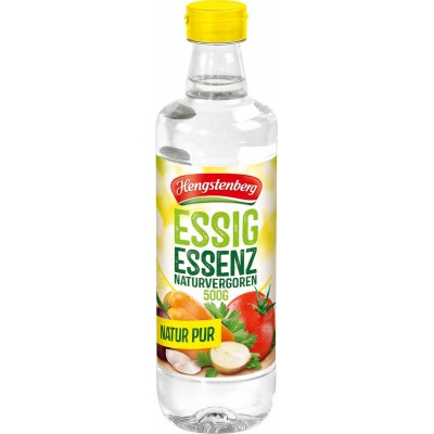 Hengstenberg Essig Essence Vinegar