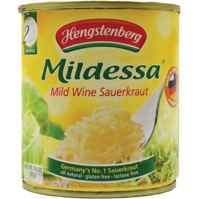 Hengstenberg Mildessa Sauerkraut