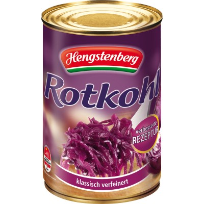 Hengstenberg Red Cabbage 3 Pk
