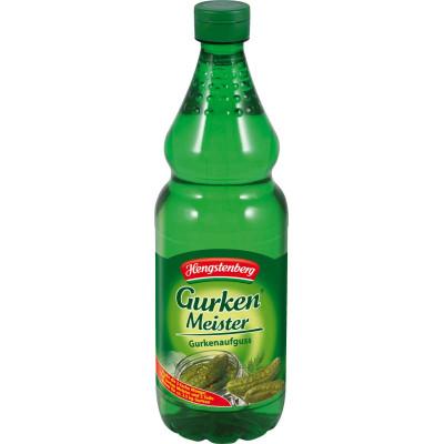 Hengstenberg Gurken Meister Vinegar
