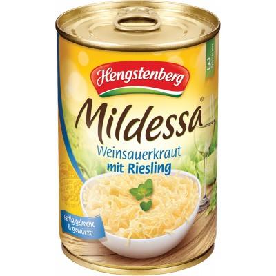 Hengstenberg Riesling Sauerkraut Tin