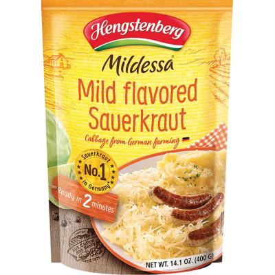 Hengstenberg Mildessa Sauerkraut Pouch