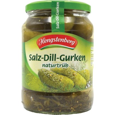 Hengstenberg Dill Pickles in Brine