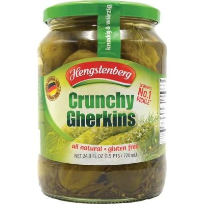 Hengstenberg Crunchy Gherkins