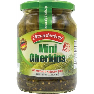 Hengstenberg Mini Gherkins