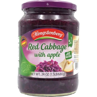 Hengstenberg Red Cabbage with Apples