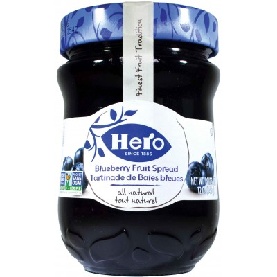 Hero Blueberry Preserve