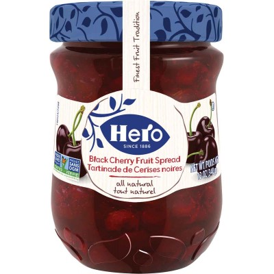 Hero Black Cherry Preserve