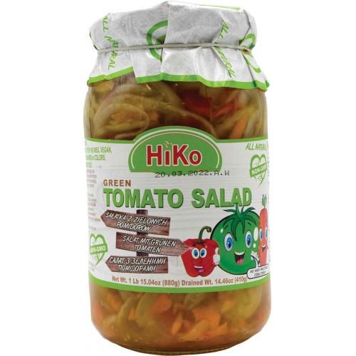 Hiko Non-GMO Green Tomato Salad Jar