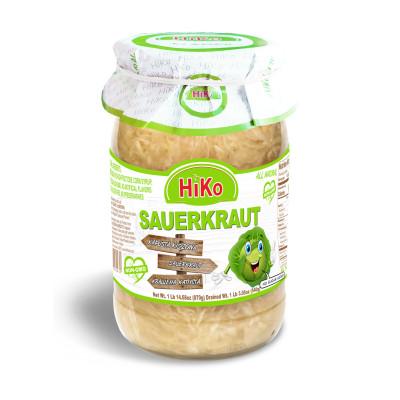 Hiko Non-Gmo Sauerkraut Plain