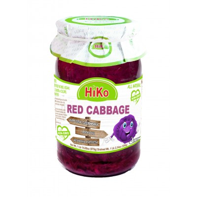 Hiko Non-Gmo Red Cabbage