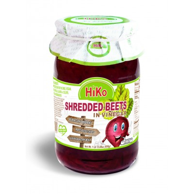 Hiko Non-Gmo Shredded Red Beets
