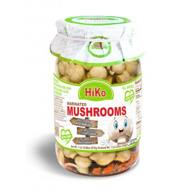 Hiko Non-Gmo Marinated Mushrooms