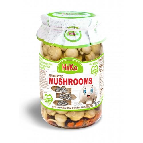 Hiko Non-Gmo Marinated Mushrooms