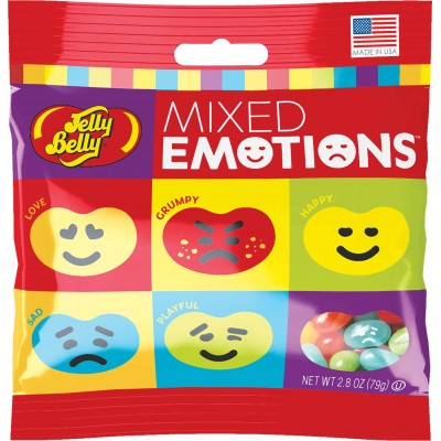 Jelly Belly Mixed Emotions Jelly Bean Mix