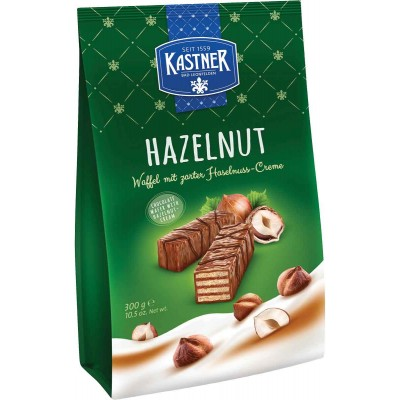 Kastner Hazelnut Wafers