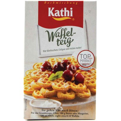 Kathi Waffelleig Waffle Mix