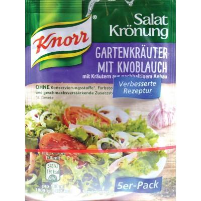 Knorr Garden Salad and Garlic Salad Herb