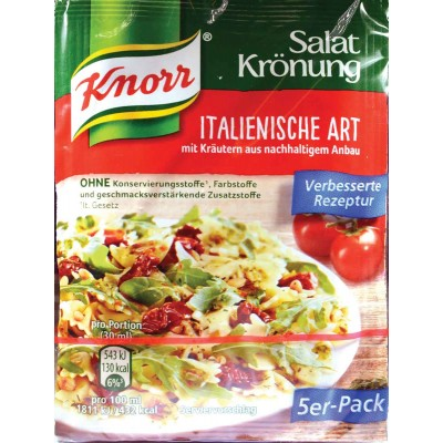 Knorr Italian Style Salad Herb